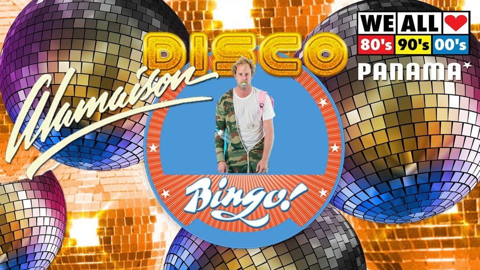 Koningsnacht Disco Bingo!