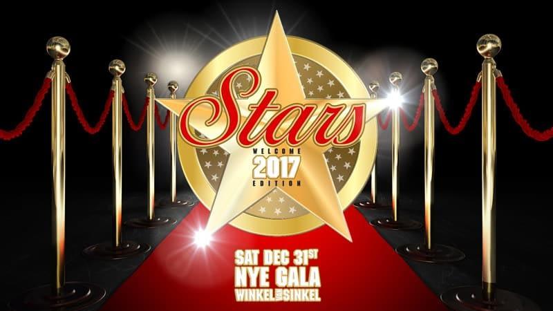 Stars NYE Gala - Winkel van Sinkel Utrecht
